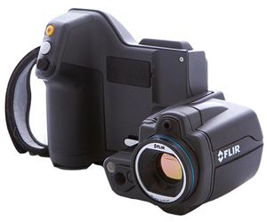 flir t460 heat detector & thermal imaging camera hire
