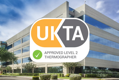 UKTA Approved Thermographer for Building Surveys
