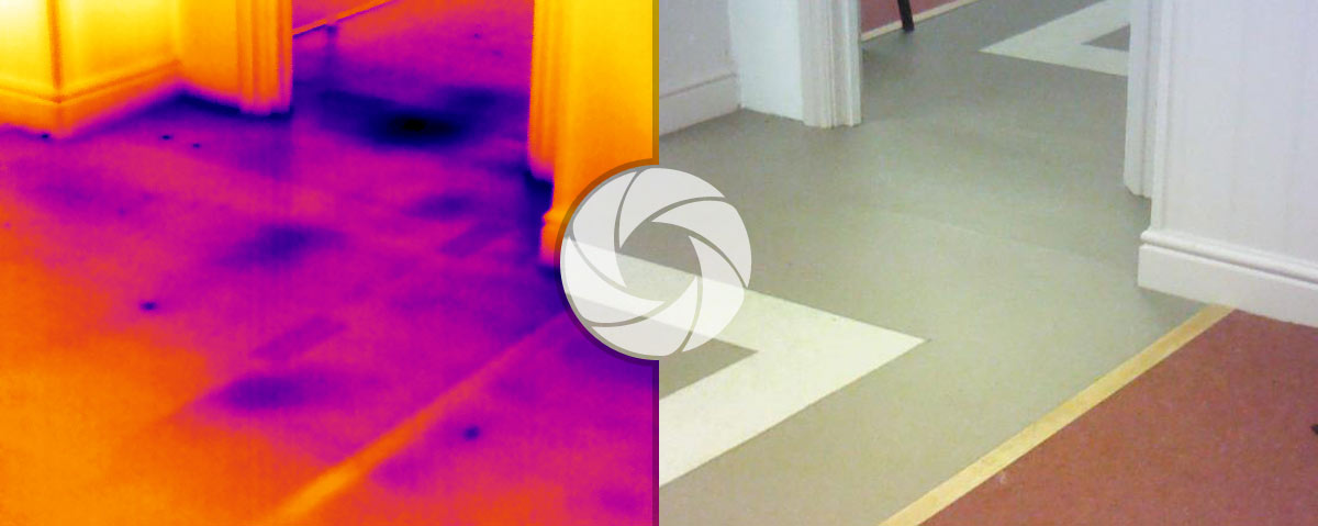 leak detection thermal imaging