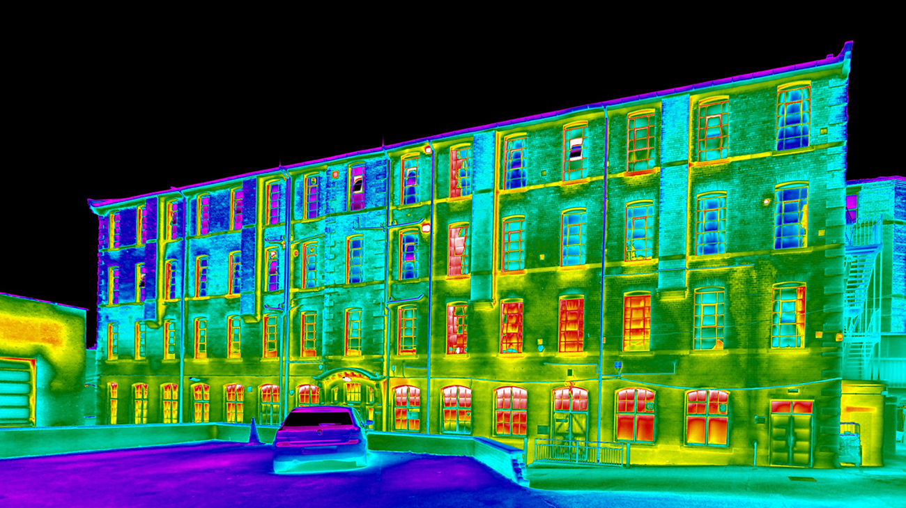 thermography breeam